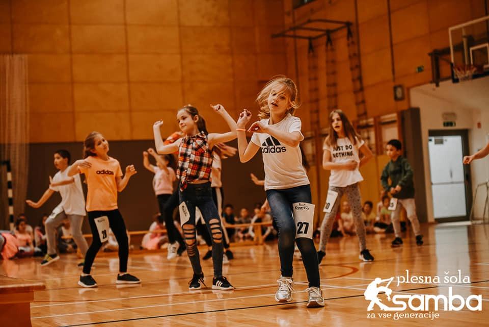 Šolski plesni festival 2019